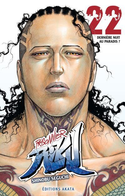 Couverture Prisonnier Riku tome 22