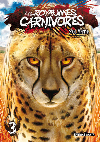 Couverture Les royaumes carnivores tome 3