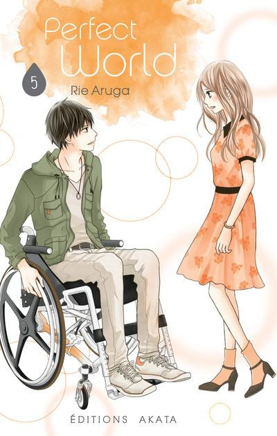Couverture Perfect world tome 5