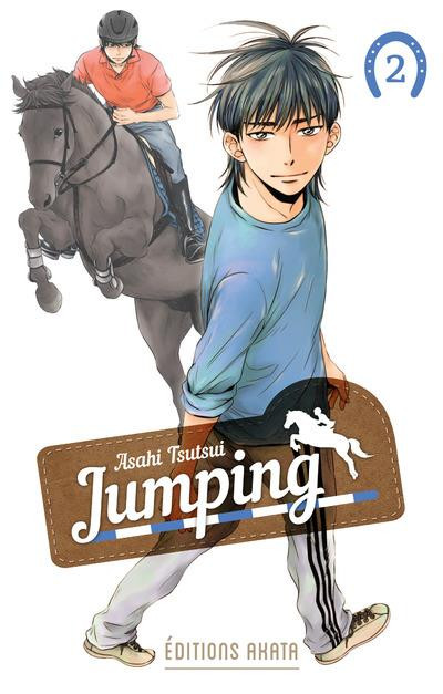 Couverture Jumping tome 2