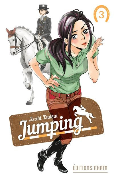 Couverture Jumping tome 3