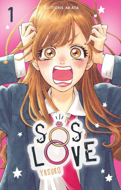 Couverture SOS love tome 1