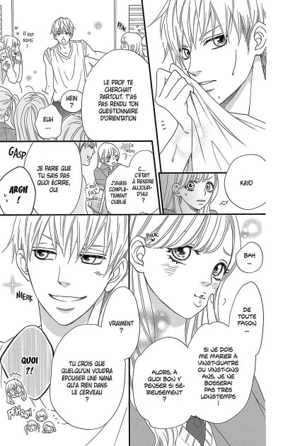 Page 8 SOS love tome 1