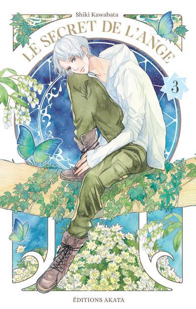Couverture Le secret de l'ange tome 3
