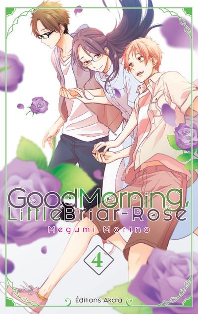 Couverture Good morning little briar-rose tome 4