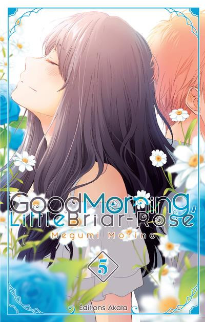 Couverture Good morning little Briar-Rose tome 5