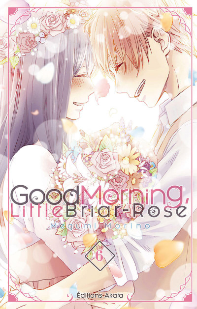 Couverture Good morning little Briar-Rose tome 6