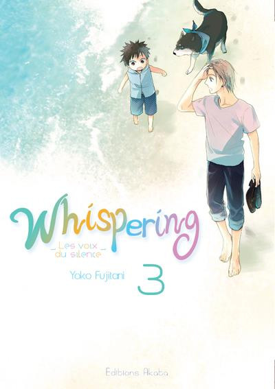Couverture Whispering - les voix du silence tome 3
