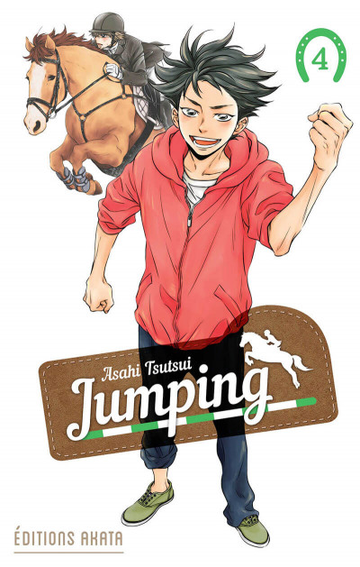 Couverture Jumping tome 4