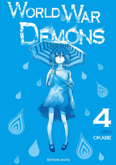 Couverture World war demons tome 4