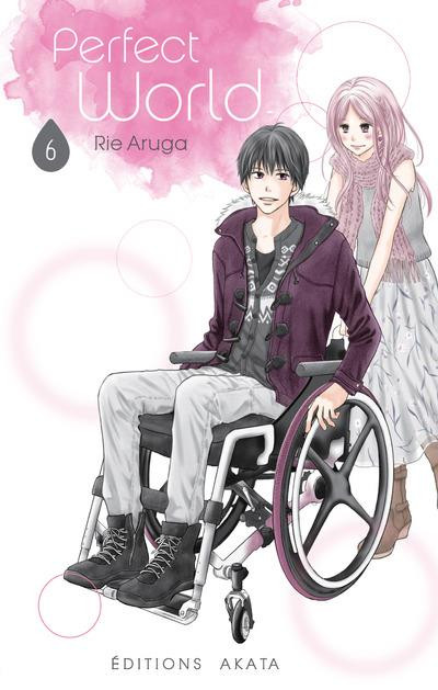 Couverture Perfect world tome 6
