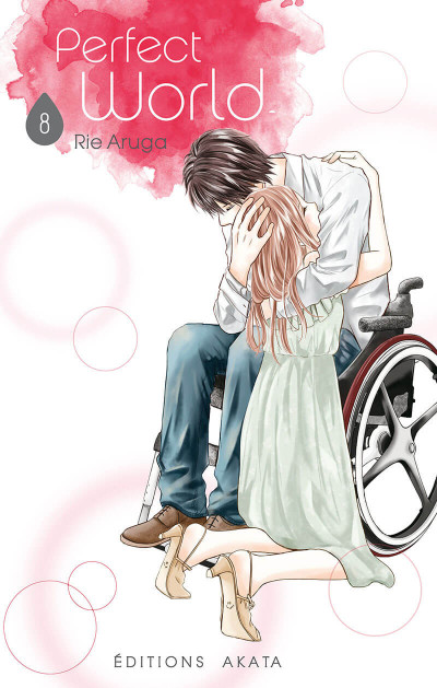 Couverture Perfect world tome 8