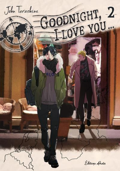 Couverture Goodnight, i love you... tome 2