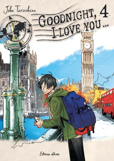 Couverture Goodnight, i love you tome 4
