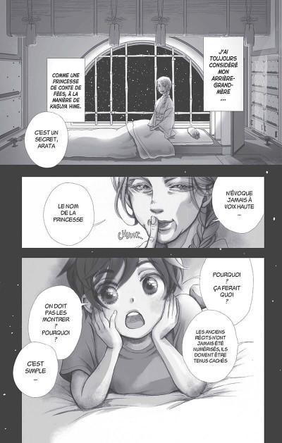 Page 4 Nos temps contraires tome 1