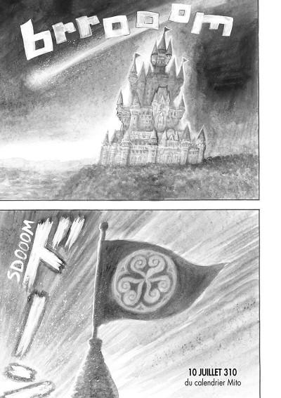 Page 4 Mitochon armageddon tome 1