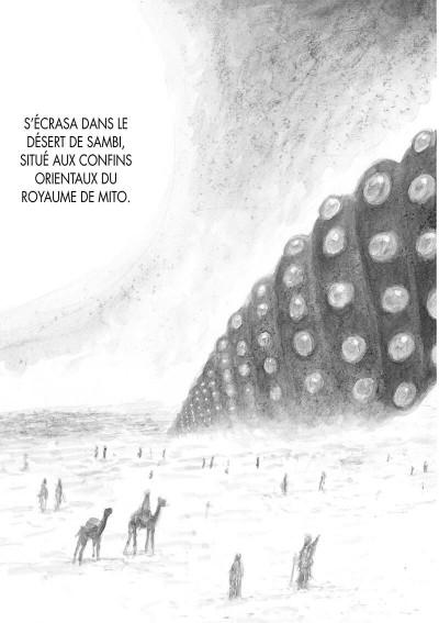 Page 6 Mitochon armageddon tome 1
