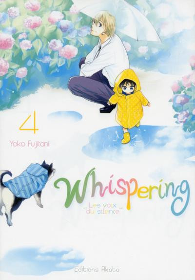 Couverture Whispering, les voix du silence tome 4