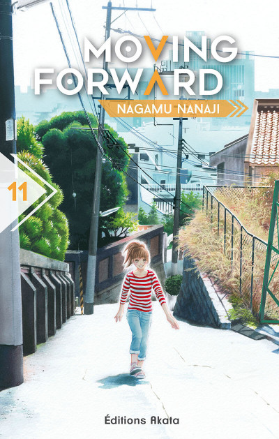 Couverture Moving forward tome 11