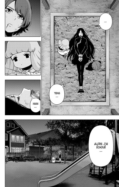 Page 9 Magical girl site tome 10