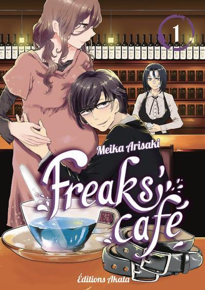 Couverture Freaks' café tome 1