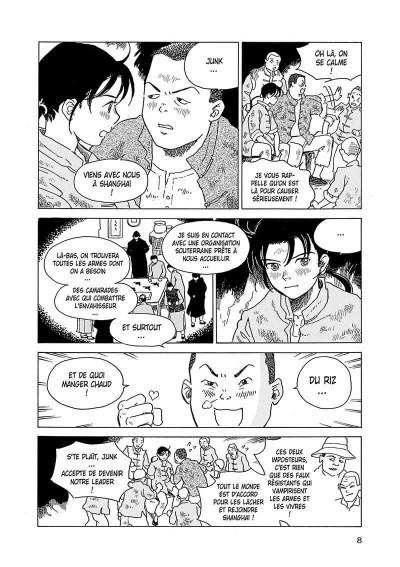Page 9 Un pont entre les étoiles tome 4