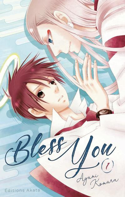 Couverture Bless you tome 1