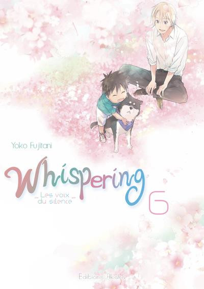 Couverture Whispering, les voix du silence tome 6