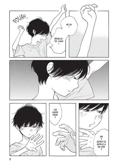 Page 6 Comme un adieu tome 1