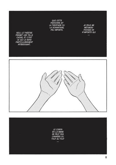 Page 9 Comme un adieu tome 1