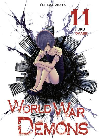 Couverture World war demons tome 11