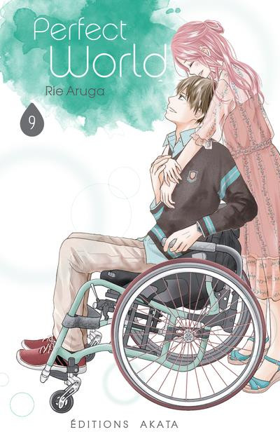 Couverture Perfect world tome 9
