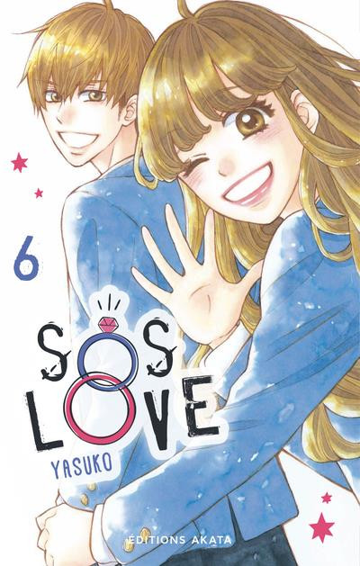Couverture SOS love tome 6
