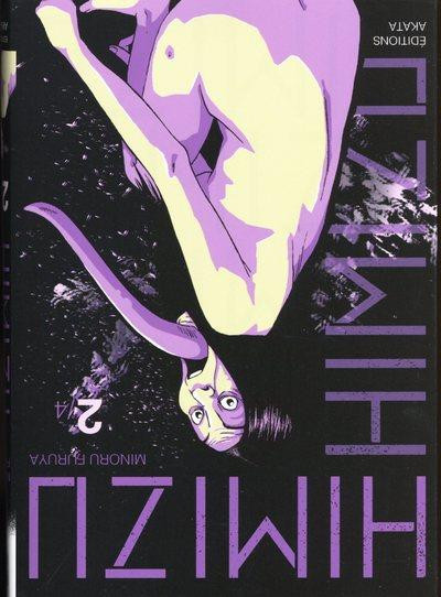 Couverture Himizu tome 2