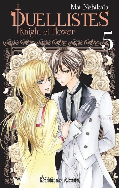 Couverture Duellistes, knight of flower tome 5