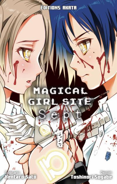 Couverture Magical girl site - sept tome 1