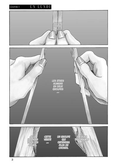 Page 4 En proie au silence tome 1