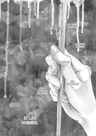 Page 5 En proie au silence tome 1