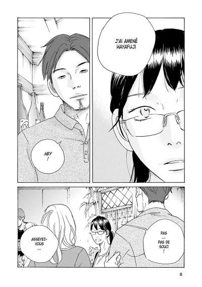 Page 9 En proie au silence tome 1