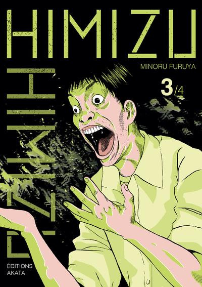 Couverture Himizu tome 3