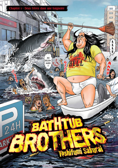 Page 4 Bathtub brothers tome 1