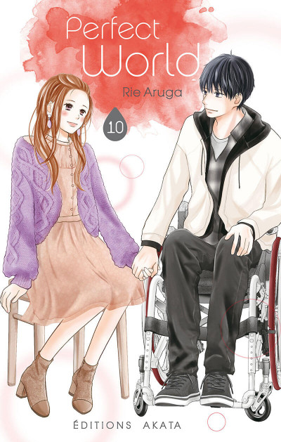 Couverture Perfect world tome 10