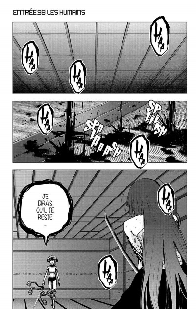 Page 6 Magical girl site tome 13
