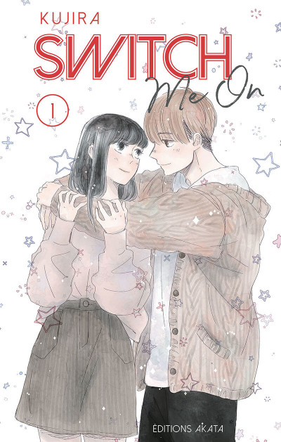 Couverture Switch me one tome 1
