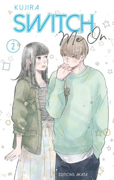 Couverture Switch me on tome 2