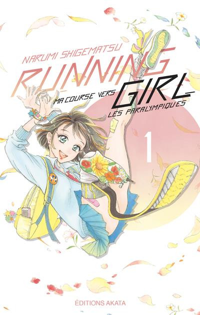Couverture Running girl tome 1