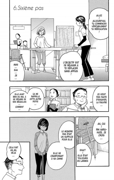 Page 6 Running girl tome 2
