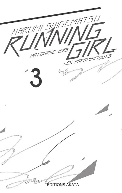 Page 2 Running girl tome 3
