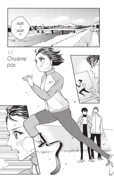 Page 6 Running girl tome 3