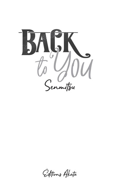 Page 6 Back to you